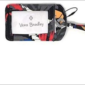 NWT Vera Bradley Luggage Tag